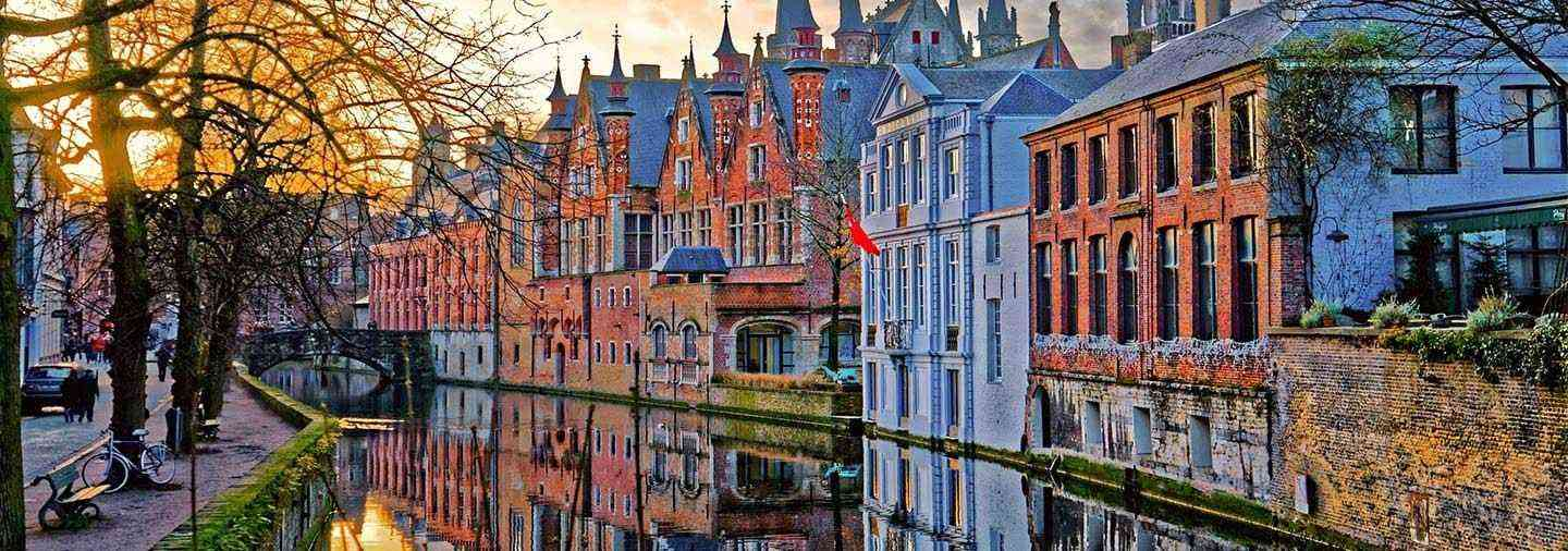 Bruges Free Walking Tour