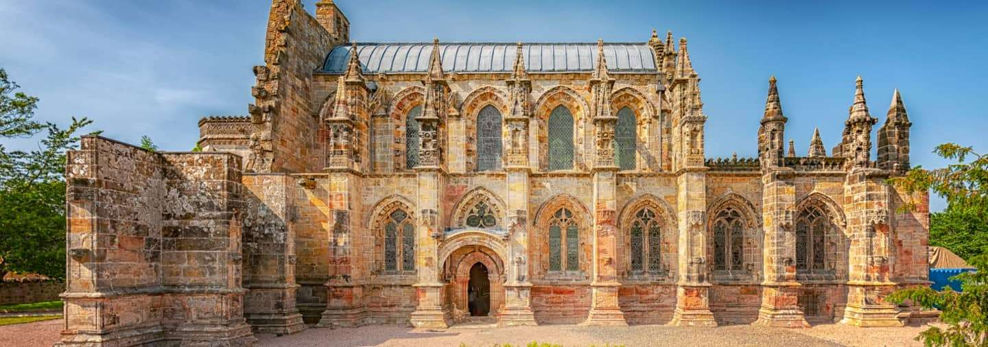 Rosslyn Chapel and Hadrian's Wall Day Trip