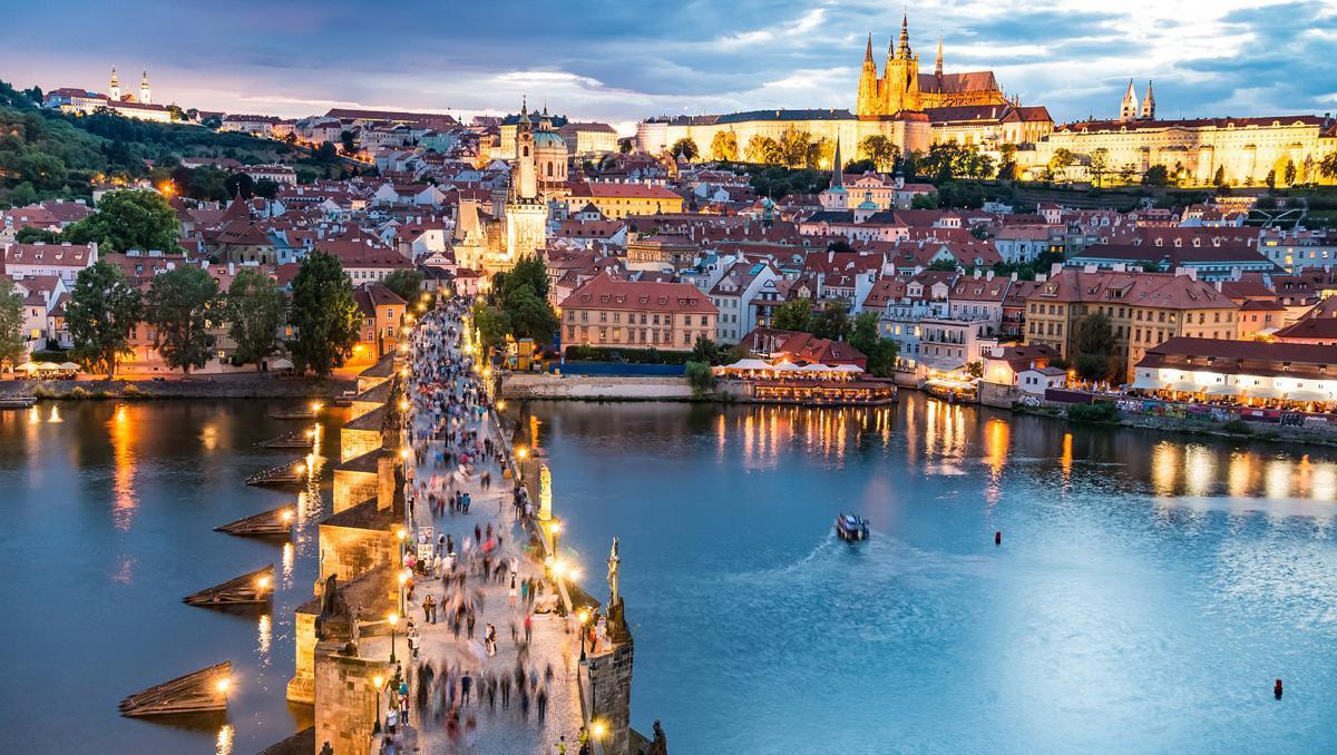 Tour Castillo de Praga y Malá Strana