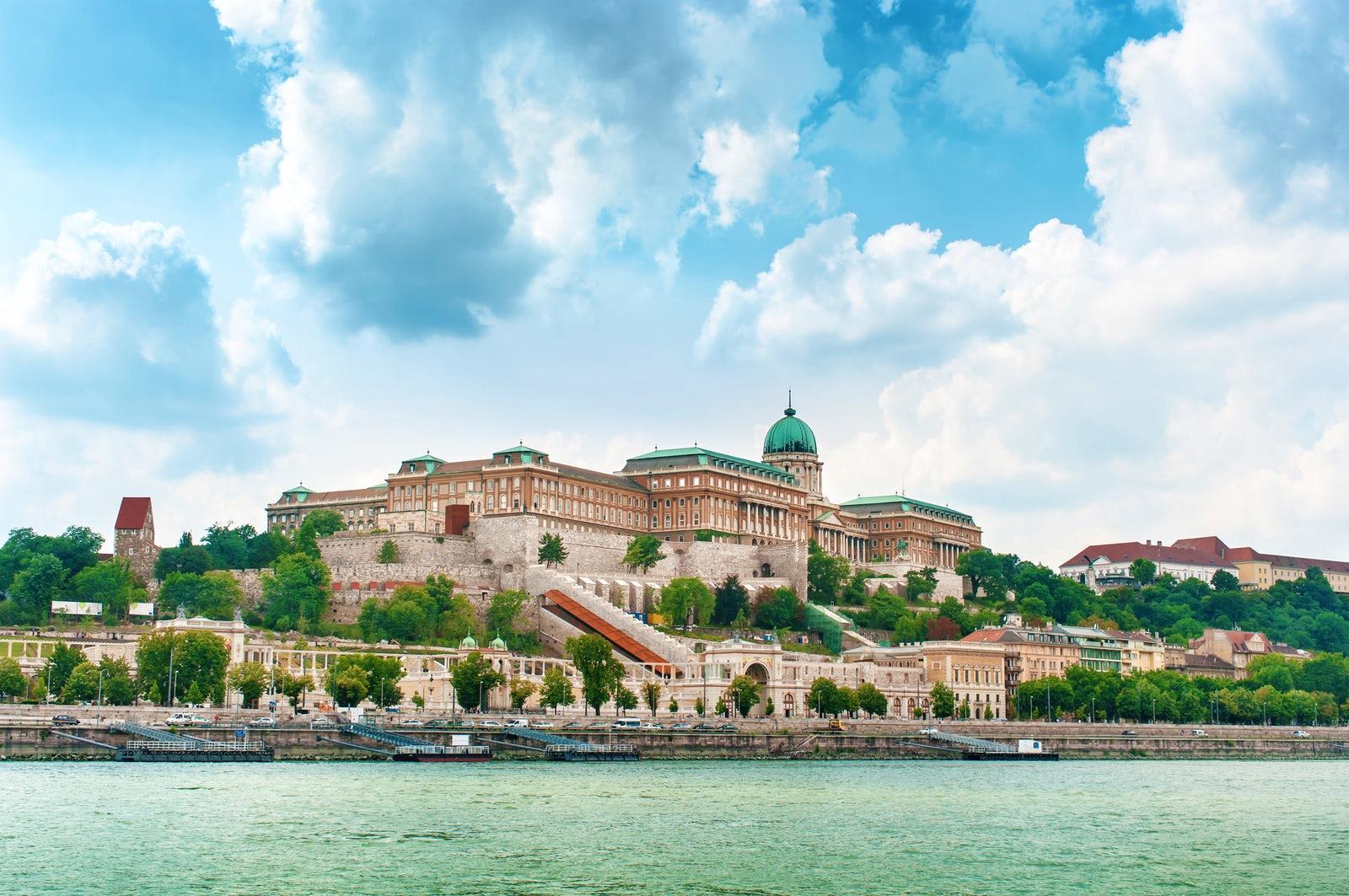 Free Tour Castillo de Budapest