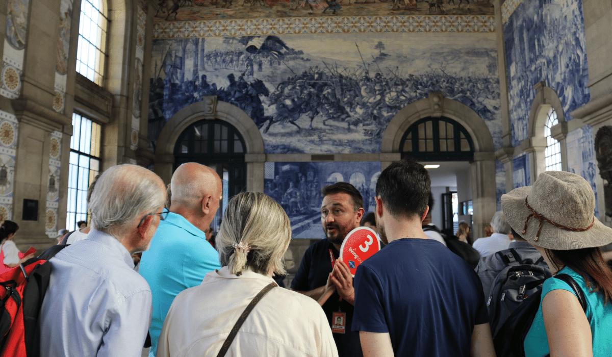 Tour Completo de Oporto con entradas