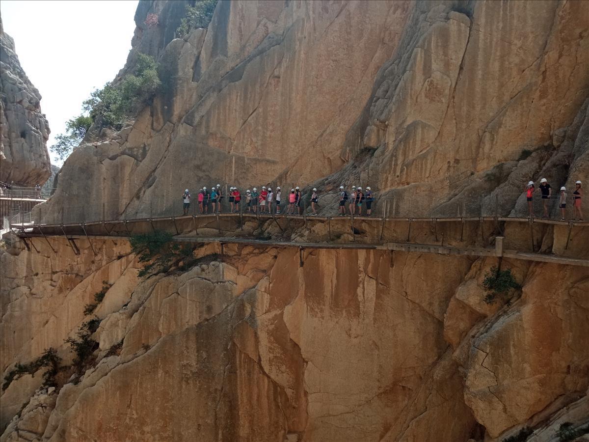 Private Tour Caminito del Rey