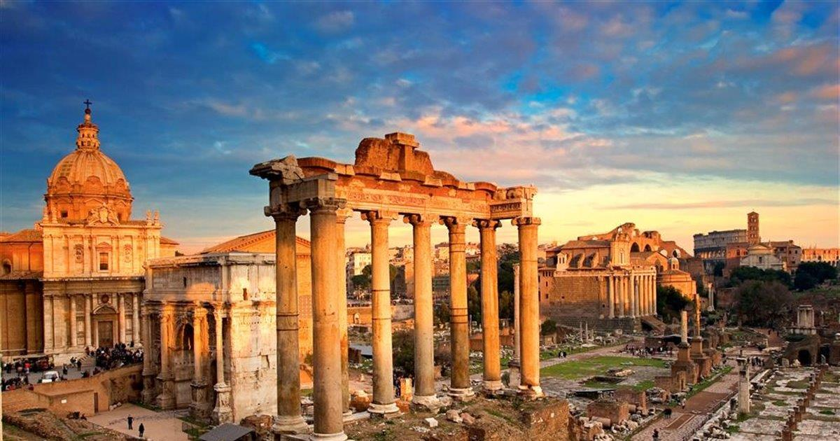 Tour for Rome with tickets