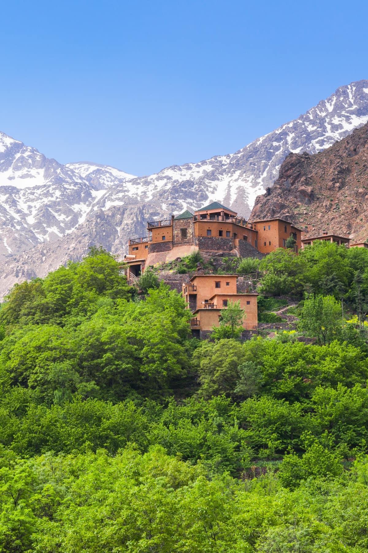 Excursión de un día a las montañas del Atlas