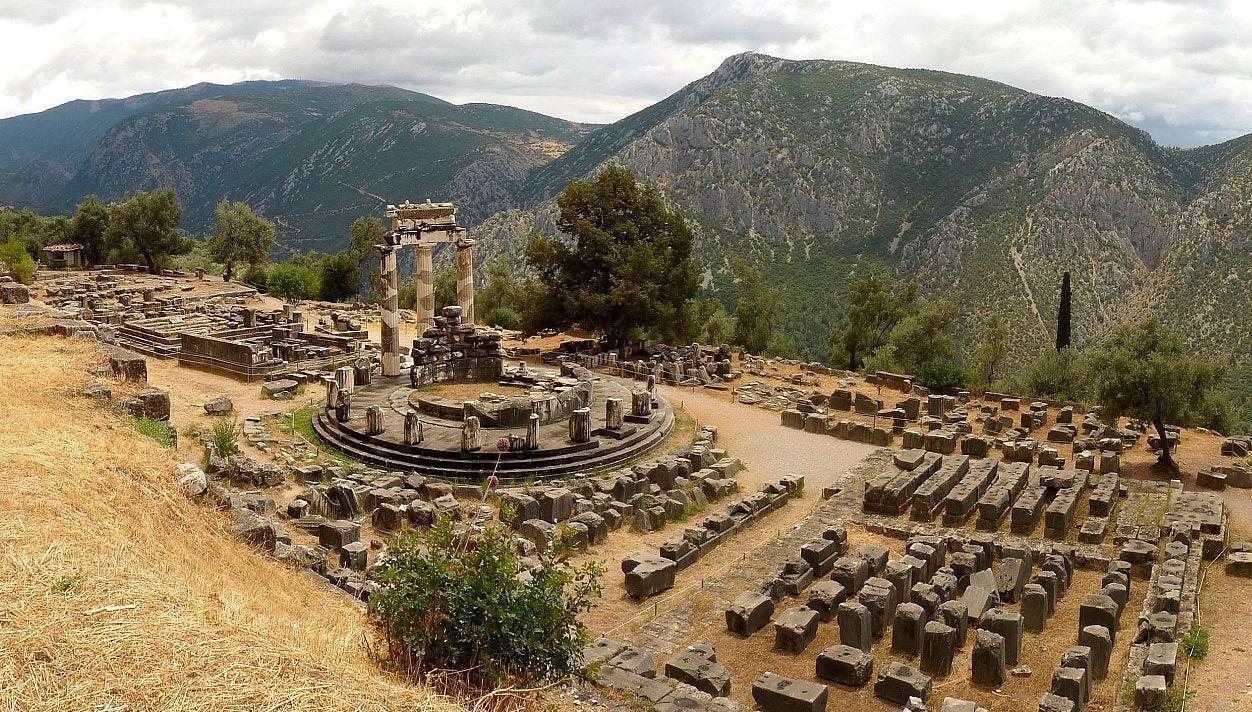 Excursión a Delfos y Meteora en 2 días