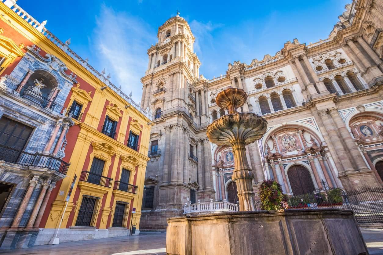 Full Day Malaga Private Walking Tour